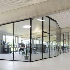 UP AG, Glastrennwandsystem SWISSDIVIDE