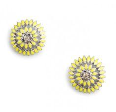 Deco Stud Earrings