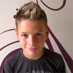 Stupendous Boy Hairstyles Boys And Hairstyles On Pinterest Hairstyle Inspiration Daily Dogsangcom