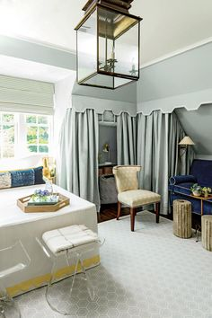 50th Anniversary Idea House: Bedroom Designed by Ashley Gilbreath