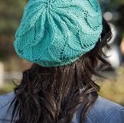 Quick Rolling Waves Beret - via @Craftsy