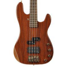 Sandberg California VM4 Bass Cocobolo Top