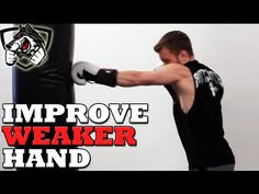 Drills to Improve Your Left (or Weaker) Punch Hand