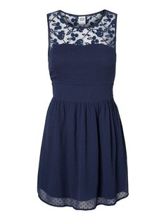 Blue dress laze - Vero Moda