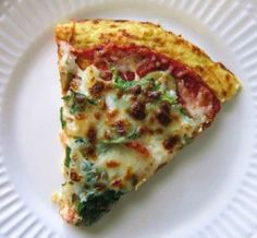 Cauliflower Crust Pizza - Weight Loss recipes for Women -  Click For More!