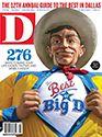 D Magazine : Best of Big D: Food & Drink 2013