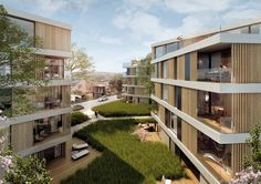 Ergebnis: Wohnbebauung Stafflenbergstraße...competitionline