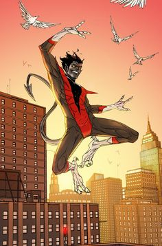 Night Crawler by Jasen-Smith