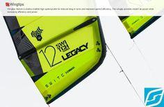 Switchkites Riders Blog: Legacy V1 - NEW