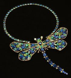 Katerina Musetti - FANCIFUL FIGURALS - Haute Couture Jewelry - The Art of Fantasy and Glamour