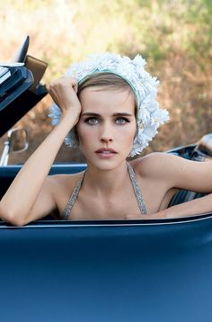 Isabel Lucas in Vanity FairPhotographed by Claiborne Swanson Frank.