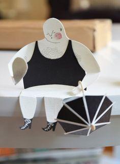 Paper people : Malin Koort http://www.malinkoort.se/