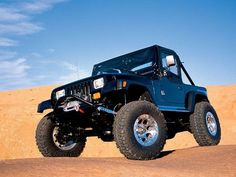 Top Improvements to Jeep YJs - Modifications you should have already done!