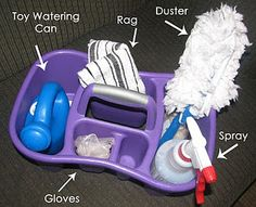 Child Cleaning Kit