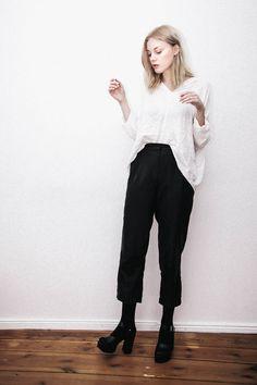 Super Afim - Looks minimalistas!