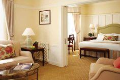Hotel Drisco, a boutique hotel in San Francisco