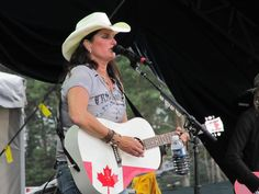 Terri Clark a Canadian favorite.