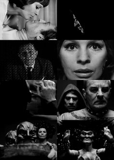 The Rite - Ingmar Bergman