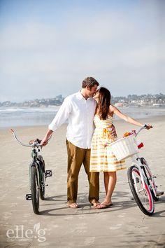 beach & bikes