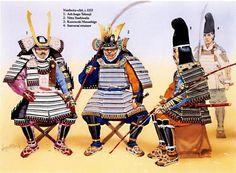Early Samurai 1333