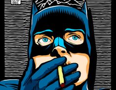 """Check out this @Behance project: """"The Post-Punk / New Wave Super Friends by Butcher Billy"""" https://www.behance.net/gallery/8688795/The-Post-Punk-New-Wave-Super-Friends-by-Butcher-Billy"""
