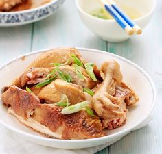 Easy Chinese Soy Sauce Chicken