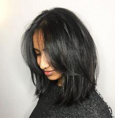 Medium Hair Cuts, Medium Hair Styles, Short Hair Styles, Medium Layered Haircuts, Medium Short Hair, Easy Hairstyles, Straight Hairstyles, Latest Hairstyles, Celebrity Hairstyles