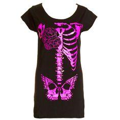 Jawbreaker Wishbone Top (Pink)