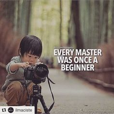"""""""Every master was once a beginner"""" #Quote #Inspiration #HardWork  #Repost @ilmaciste with @repostapp  We all have to start somewhere. : @successnavigator  #macistemotivation  #inspirationalquotes#quotes#positivethinking#inspiration #motivation#quoteoftheday#instaquotes#sayings#words#quotation#motivationalquotes#inspirationalquotes#lifequotes#qotd#quotestagram#positivity#life#love#qotd#funnyquotes#EnchantingMinds#BestQuotes#positivethoughts#intelligence#tbt#instagood #instafollow"""