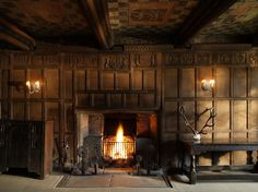 """Fire Exhibition Twilight Tours at Haddon Hall """