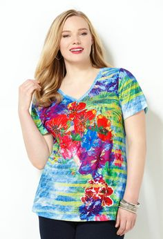Tropical Sublimation Tee