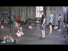 CrossFit Kids North Head - YouTube