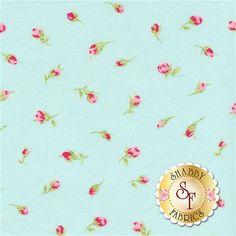 Antique Flower Pastel 31423-70 by Lecien Fabrics