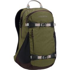 Shop the Burton Day Hiker Backpack along with more backpacks, school bags, and bag accessories from Spring / Summer 19 Burton Backpack, Modern Backpack, Colorful Backpacks, Men's Day, School Bags, Snowboarding, Bag Accessories, Trunks, Backpacks