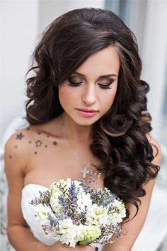 Bridal Hairstyles for Long Hair-20