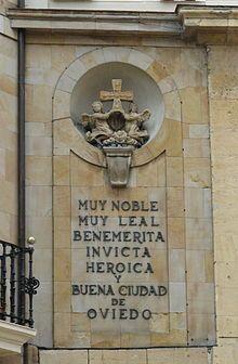 Oviedo - Wikipedia, la enciclopedia libre