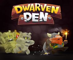 Dwarven Den celebrates Independence Day! Apparently mummies love (or hate) fireworks!