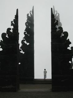 Temple Gate Bali | Flickr - Photo Sharing!