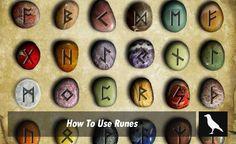 How To Use Rune Stones