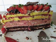 Niečo sladké: Narodeninová torta bez múky Cake, Food, Kuchen, Essen, Meals, Torte, Cookies, Yemek, Cheeseburger Paradise Pie