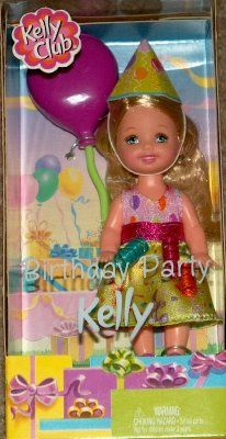 00fca06ae518 Birthday Party Kelly® Doll | Kelly and Tommy | Barbie kelly, Barbie dolls,  Barbie