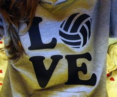 Volleyball love <3