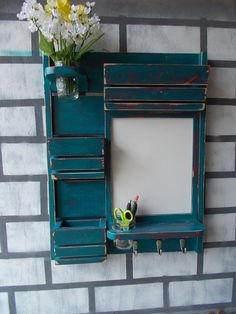 Message Center /Mail Organizer/Kitchen by SouthernWoodsStyle, $98.00