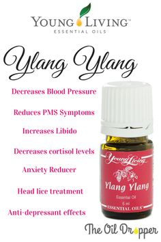 Bergamot and Ylang Ylang benefits and uses