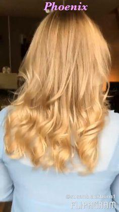 Colour melt Color Melting, Phoenix, Colour, Long Hair Styles, Videos, Beauty, Color, Long Hairstyle, Long Haircuts