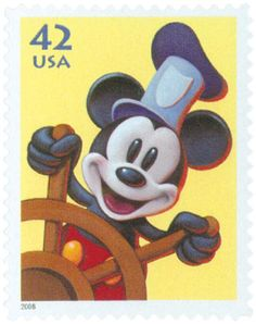 On November 18, 1928, Mickey Mouse became a household name with the release of Steamboat Willie.