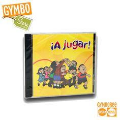 CD ¡A JUGAR! $229.00 MXN https://www.kichink.com/buy/160488 Promueve la motricidad gruesa y fina
