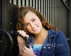 Senior Portraits by Diane Maehl Photography