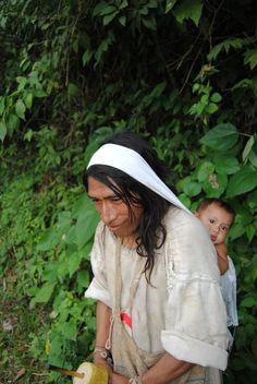 en la Sierra Nevada de Santa Marta, Palomino, Guajira