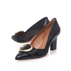 mistina, black shoe by nine west - women shoes
